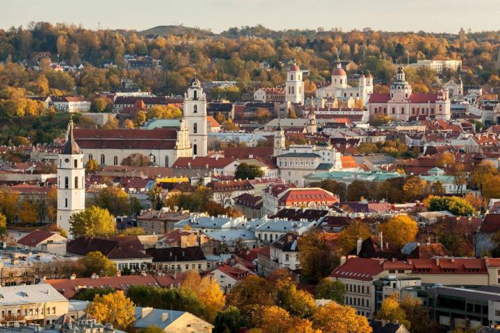 Βίλνιους, η μπαρόκ πρωτεύουσα